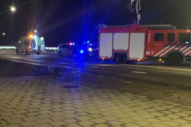 Bestuurder gewond ongeval in Venlo