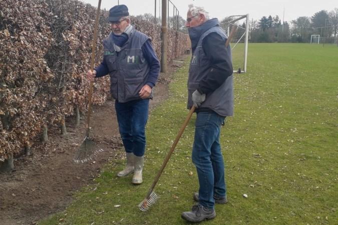Pierre Houben (70) heeft alles gedaan bij MVC'19 in Maasbree, behalve zelf voetballen