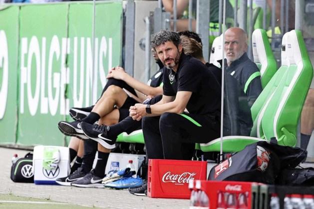 Vijfde nederlaag coach Van Bommel met VfL Wolfsburg
