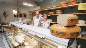 Twee plakjes ham of kaas was heel gewoon bij het Zuivelhuis in Susteren