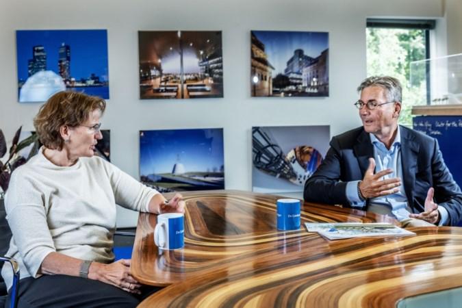 Maxime Verhagen en Francine Houben: 'Mensen zien nu de noodzaak van klimaatbeleid toch wel in?'