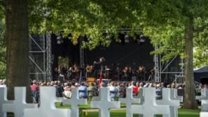 Tweemaal een Liberation Concert op Amerikaanse Begraafplaats Margraten