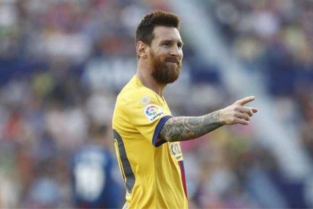 Sterspeler Lionel Messi vertrekt toch bij FC Barcelona