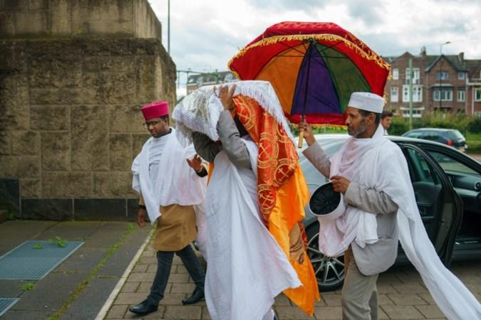 Gedeeld gebruik: Eritrese geloofsgemeenschap Limburg neemt haar intrek in de Koepelkerk Maastricht