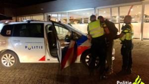 Politie betrapt inbreker in Geleen op heterdaad