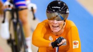 Baanwielrenster Wild verovert brons op olympisch omnium