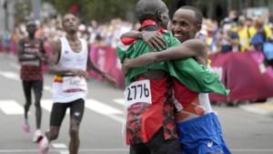 Nageeye na historisch zilver op marathon: voelde alsof ik aan het joggen was