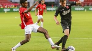 MVV wint eerste competitiewedstrijd tegen beloftenploeg van FC Utrecht