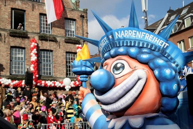 Carnaval in Düsseldorf alleen voor gevaccineerden