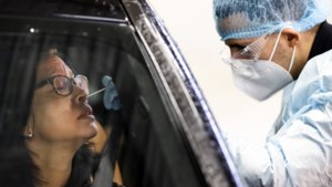 Het aantal ziekenhuisopnames stijgt nog licht in Limburg, maar het aantal besmettingen neemt af