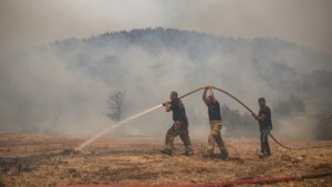 Vrijwel alle bosbranden Turkije onder controle