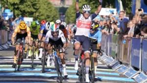 Zege Pedersen in Ronde van Denemarken, Groenewegen blijft leider