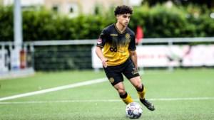 Takidine tekent amateurcontract bij Roda JC