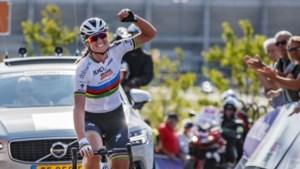 Vierde etapperit Simac Ladies Tour van Geleen naar Sweikhuizen