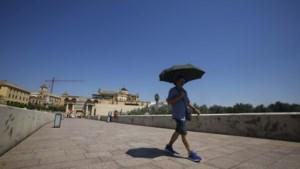 Spanje zucht onder hittegolf: 'Geen Spanjaard gaat overdag wandelen met dit weer, Nederlanders zijn eigenwijzer'