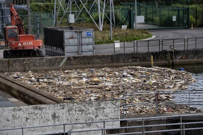 'Gigantisch veel belangstelling' voor Maas Cleanup, 'maar er ligt te veel afval om in een dag op te ruimen'