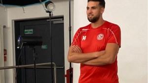 Ayoub Tamoukh uit Kerkrade terug naar Tigers Roermond, 'Ik ben wel klaar met het Duitse voetbal'