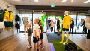 Met fanshop in hartje stad brengt Fortuna Sittard de club dichter bij de mensen
