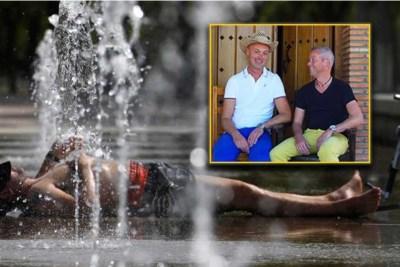Dennis en Edwin runnen B&B in kokend heet Spanje: 'Schrap je volle dagschema'