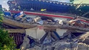 Meer dan 200 slachtoffers door aardbeving in Haïti