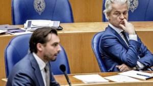 Wilders tegen Baudet na twitterruzie over vaccinaties: 'Je bent knettergek'