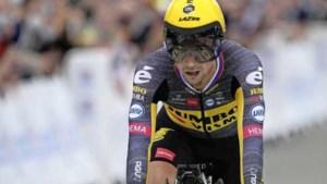 Favoriet Primoz Roglic wint openingstijdrit Ronde van Spanje
