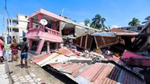 Rode Kruis in actie voor slachtoffers aardbeving Haïti