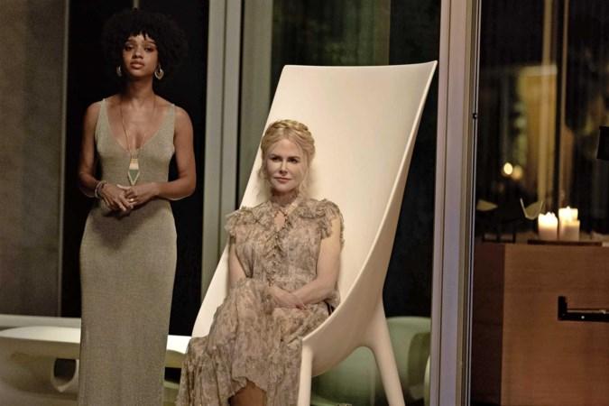 Nicole Kidman stort zich op haar rollen: 'Maar ik ben niet knettergek hoor'