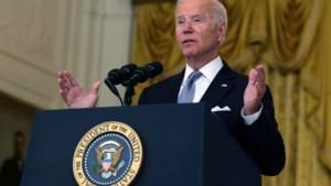 Biden: 'Doel was om terrorisme te bestrijden, niet om land op te bouwen'