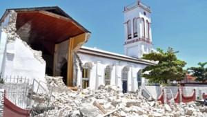Dodental aardbeving Haïti stijgt tot 1297