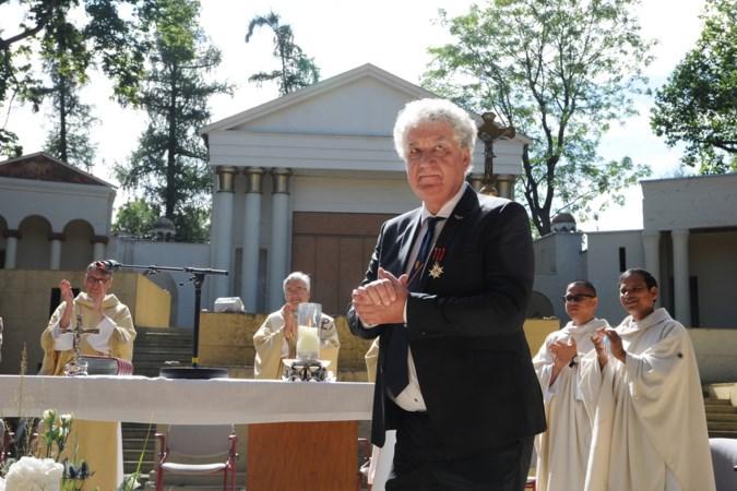 Ridderorde voor oud-voorzitter Wim Beurskens van Passiespelen