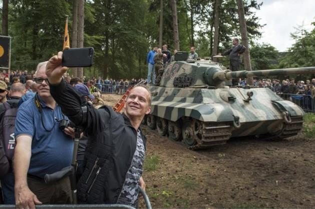 Oorlogsmuseum Overloon verzet Militracks voor vierde keer