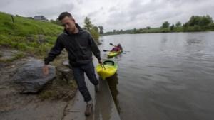 Corona, hoogwater en slecht weer: kanoverhuurders langs Grensmaas beleven een rampseizoen