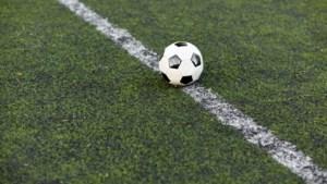 Korfbaluitslag bij oefenwedstrijd tussen Sportclub'25 en beloften Roda JC