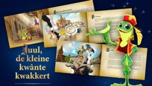 De Rogstaekers uit Weert komen met sprookjesboek in zeventien dialecten