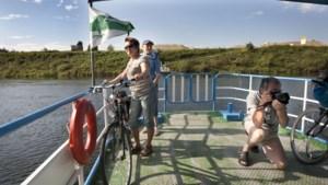 Opnieuw problemen met veer op Grensmaas: zandbanken halen dienst Grevenbicht-Rotem uit de vaart