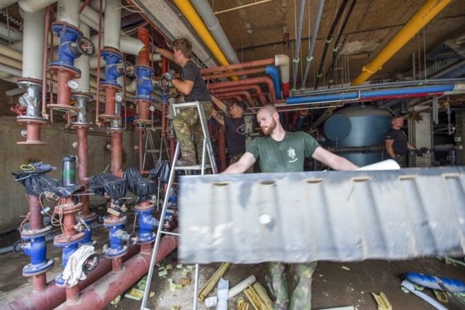 Peuters en kleuters van door watersnood getroffen Adelante Houthem kunnen tijdelijk terecht in Brunssum