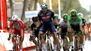 Tweede ritzege voor wielrenner Philipsen in Ronde van Spanje