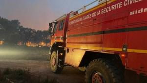 Ondanks betere weersomstandigheden brandt deel Zuid-Frankrijk nog