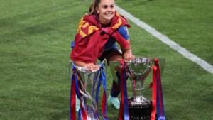 Lieke Martens bij laatste 3 voor uitverkiezing voetbalster van het jaar