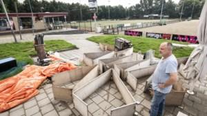 Hockeyers Concordia Roermond moeten door hoogwaterschade noodgedwongen uitwijken naar Herten en Venlo