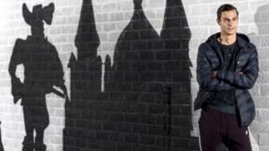 Maastrichtenaar Marko Kleinen geniet van het volkslied voor de duels van MVV: 'De meesten zullen denken: waar gaat dit over?'