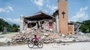 Aardbeving Haïti kostte aan zeker 2189 mensen het leven