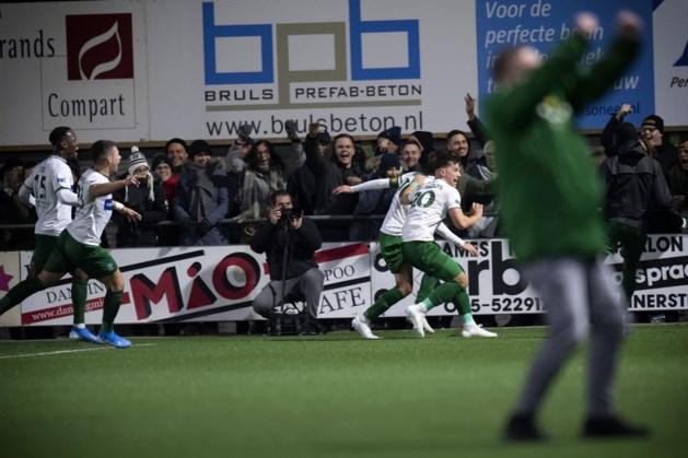 Groene Ster treft Kozakken Boys in tweede kwalificatieronde KNVB Beker