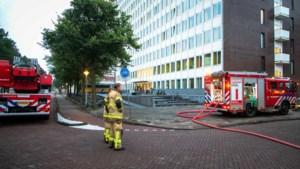 Brand flat vermoedelijk aangestoken, mogelijk lhbti-gerelateerd