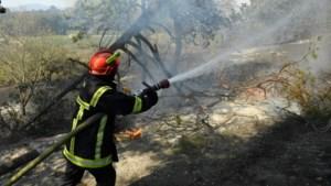 Bosbranden in zuiden Frankrijk nog niet bedwongen