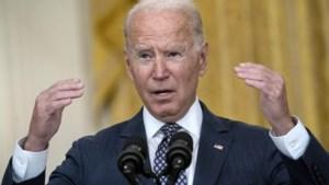 Biden: geen garantie op goede afloop evacuaties uit Afghanistan