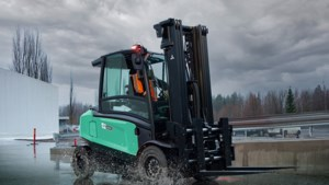 """De EDIA XL – elektrisch heftruck vanaf 4 ton""."