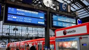 Nieuwe treinstaking Duitsland aanstaande