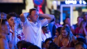 Duizenden mensen raakten besmet bij EK-finale in Londen